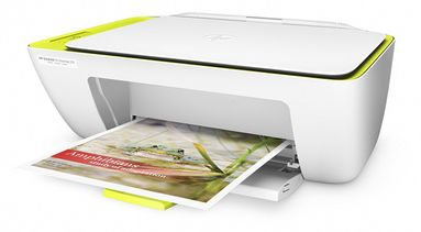 DeskJet Ink Advantage 2135 side photo
