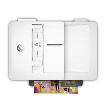 OfficeJet Pro 7740 top photo