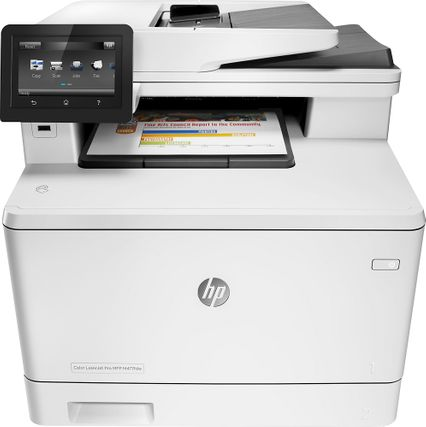 HP Laser Printer photo